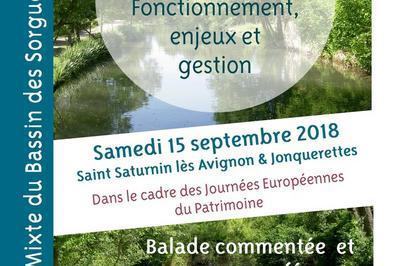 Le Canal De Vaucluse... Fonctionnement, Enjeux, Gestion à Jonquerettes