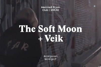 Le Cargö | The Soft Moon + Veik à Caen