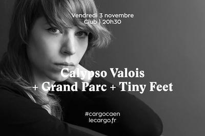 Calypso Valois x Grand Parc x Tiny Feet à Caen