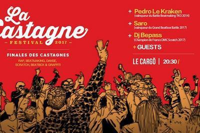 La Castagne Festival 2017 : Soirée de clôture à Caen
