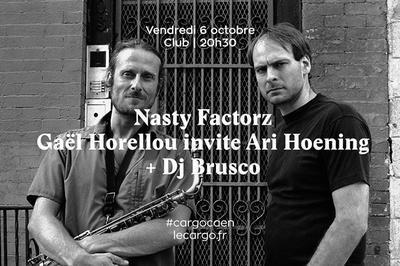 Nasty Factorz + DJ Brusco à Caen
