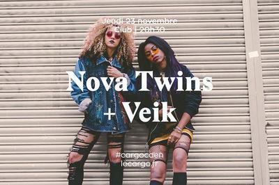 Nova Twins + Veik à Caen