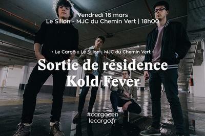 Le Cargö x Le Sillon | Sortie de résidence : Kold Fever à Caen