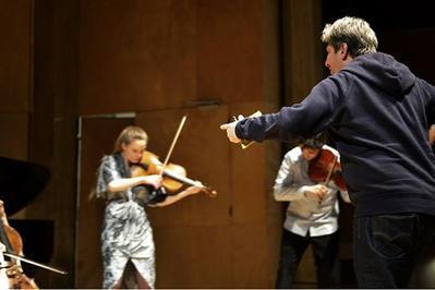 Le Chant d'un compagnon errant / Mahler à Noisiel