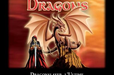 Le Chasseur de Dragons à Mornas