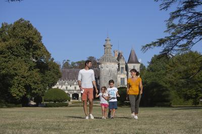 Le Château D'usson, Un Château Que L'on Découvre En S'amusant ! à Pons