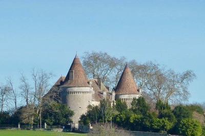Le Château De Beauvais Ouvre Ses Portes à Lussas et Nontronneau