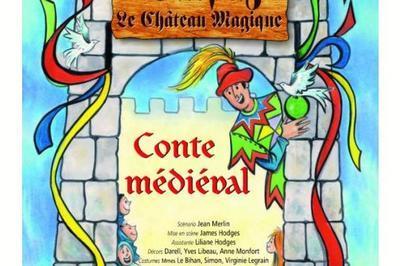 Le Chateau Magique De Dalpaz à Nantes