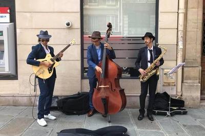 Le Choeur De Curie - Mam'zelle Radium - Cat Jazz Trio à Paris 5ème
