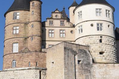 Le Circuit Historique Du Musée Du Château Des Ducs De Wurtemberg à Montbeliard