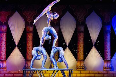 Le Cirque De Moscou Sur Glace à Mende