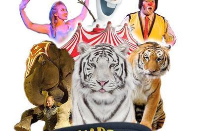 Le Cirque La Piste d'Or à Laissac