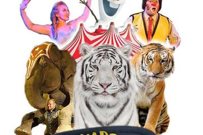 Le Cirque La Piste d'Or à Marvejols