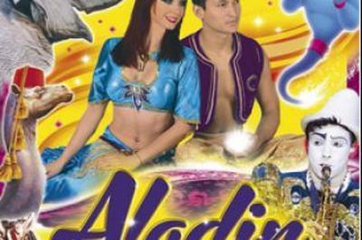 Le Cirque Medrano Aladin Et Les 1001 Nuits À CAEN à Caen