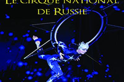 Le cirque national de russie à La Baule Escoublac