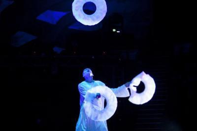 Le Cirque National De Russie à Gemenos