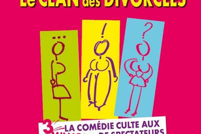 Le Clan Des Divorcees à Gond Pontouvre