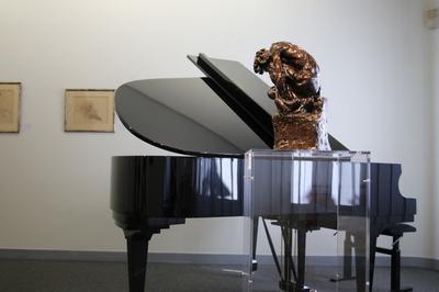 Le Conservatoire De Musique D'aix  à Aix les Bains