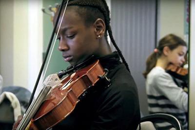 Le Conservatoire De Musiques Et D'art Dramatique De Quimper (cmad) Et L'ensemble Harmonique De Quimper Cornouaille Réitèrent Leur Concert
