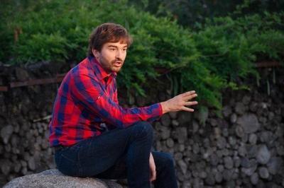 Le Conteur Cathodique Par Bruno Lagane (la Vie En « Séries » De L'homme Qui Avait Les Yeux Carrés) à Toulouse