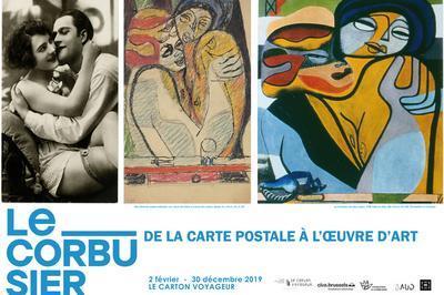 Le Corbusier De La Carte Postale à L'oeuvre D'art à Baud