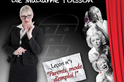 Le Cours de Récré de Madame Poisson à La Pacaudiere
