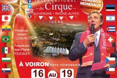 Le Festival Du Cirque - 2ème Spectacle De Sélection à Voiron