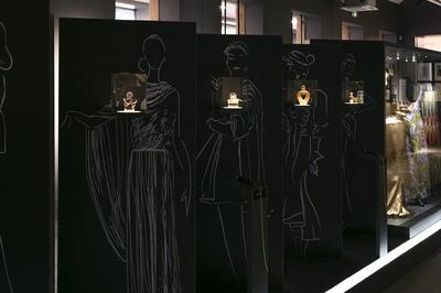 Le flacon en majesté - Esprit d'une collection à Baccarat