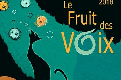 Le Fruit des Voix 2018
