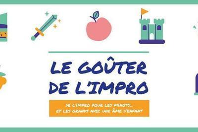 Le Gouter De L Impro à Grenoble