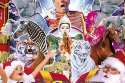 Le Grand Cirque De Noël à Nimes