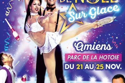 Le Grand Cirque De Noel Sur Glace à Amiens