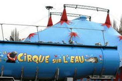 Le Grand Cirque Sur L'eau à Saint Etienne