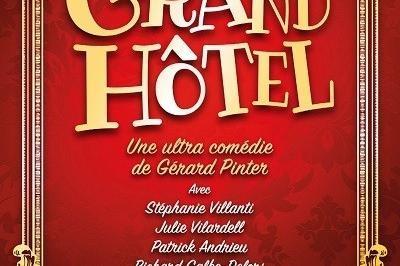 Le Grand Hotel à Toulouse