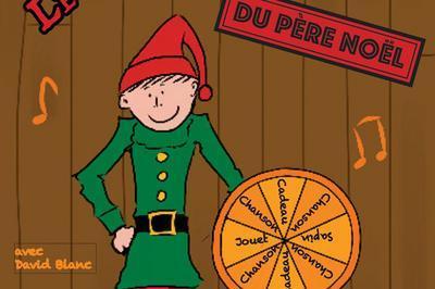 Le Grand Lutin Du Pere Noel à Avignon