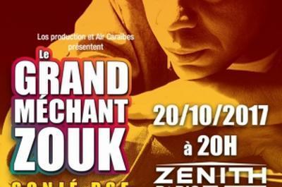 Le Grand Méchant Zouk à Paris 19ème