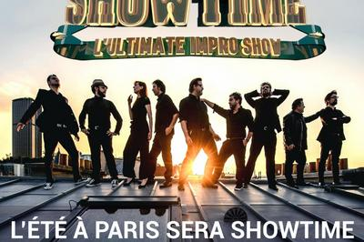 Le Grand Showtime à Paris 15ème