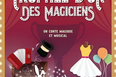 Le Grand Trophée D'Or Des Magiciens à Nantes