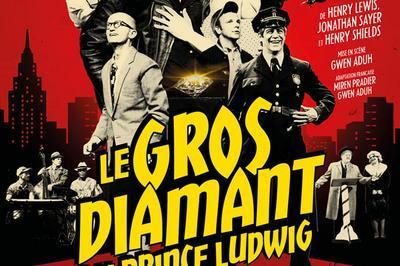 Le Gros Diamant Du Prince Ludwig à Paris 9ème