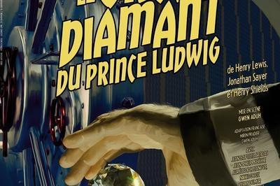 Le Gros Diamant Du Prince Ludwig à Paris 10ème