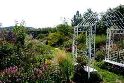 Le Jardin De Cassandra à Saint Martin d'Auxy