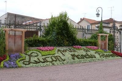 Le Jardin Dumaine à Paris 4ème