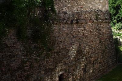 Le Jardin Et La Galerie De Contremine Du Bastion Saint-pierre à Chalon sur Saone