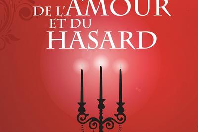 Le jeu de l'amour et du hasard de Marivaux par la Cie de l'Embellie à Negrepelisse