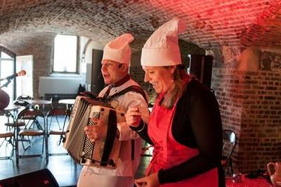 Le Karaocké culinaire de Lazaa Meliboô à Petit Couronne