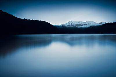 Le Lac des cygnes à Creil