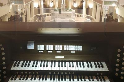 Le Lamentin / Eglise Saint-laurent / Arts Sacrés : Point D'orgue / Concert