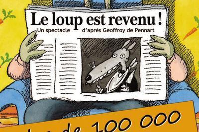 Le Loup Est Revenu à Paris 10ème