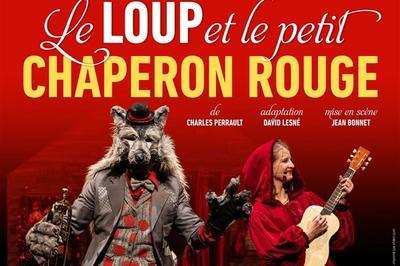 Le Loup Et Le Petit Chaperon Rouge à Boulogne Billancourt
