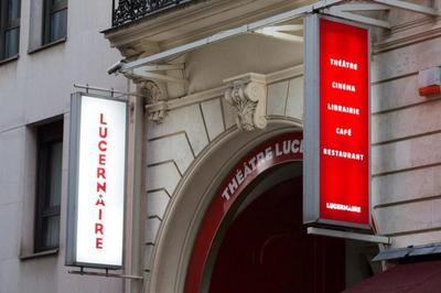 Le Lucernaire Fête Son 50e Anniversaire ! Exposition à Paris 6ème